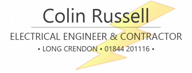 Colin Russell - Electrical Services