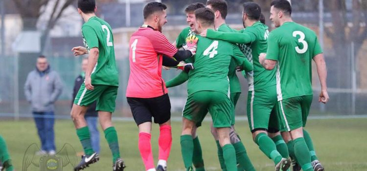 Match Report – Long Crendon FC  4 – 0 Virginia Water FC