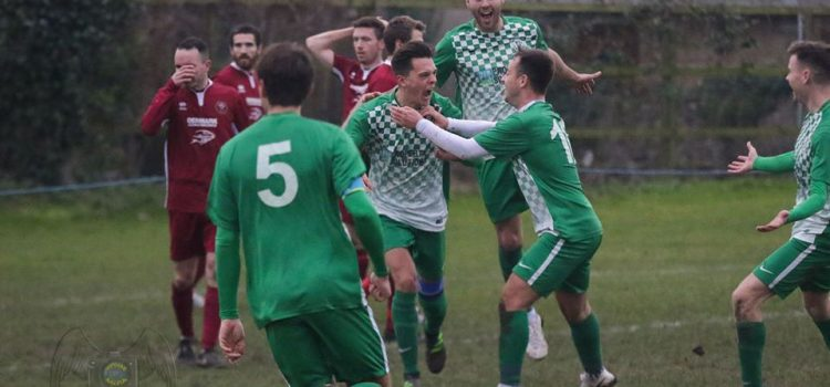 Match Report – Virginia Water Development 3 – 4 Long Crendon FC