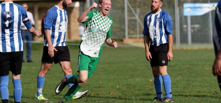 Match Report – Long Crendon FC 5 – 1 Buckingham United – Berks & Bucks Intermediate Cup