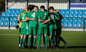 Long Crendon FC vs Chalfont Wasps 1
