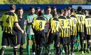 Long Crendon FC vs Chalfont Wasps 10
