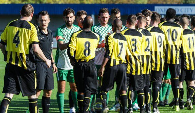 Long Crendon FC vs Chalfont Wasps 2