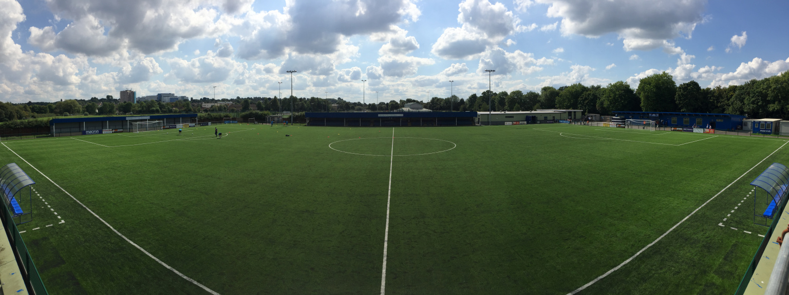 Long Crendon New Home Ground At Oxford City