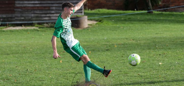 Match Report – Long Crendon FC 4 – 0 Old Bradwell United