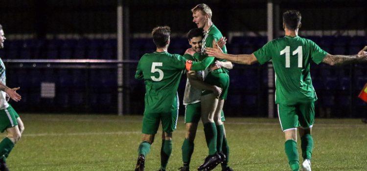 Match Report – Penn & Tylers Green Development 3 – 3 Long Crendon FC